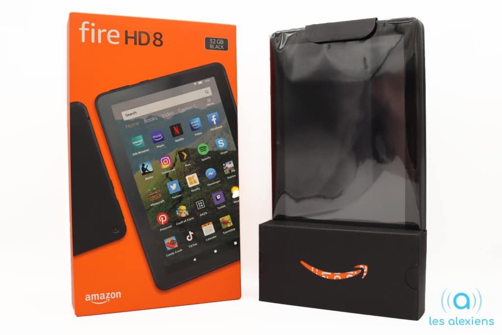 Test Amazon Fire HD 8 : notre avis sur la nouvelle tablette 2020