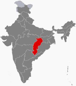 Chhattisgarh Inde