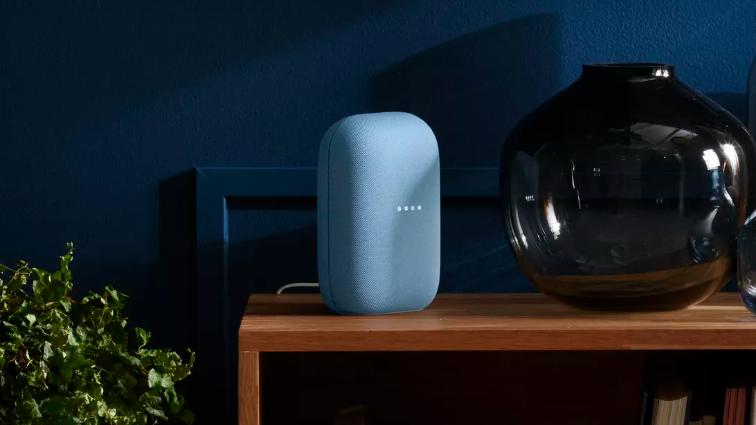 Fuite d'images sur la nouvelle enceinte Nest Home avec Google Assistant