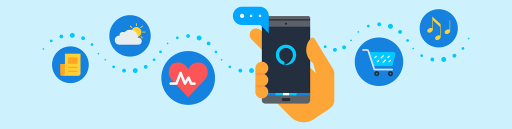 Alexa for Apps : l'assistant lance les applications Android et iOS