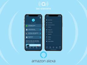 Application Alexa : Amazon lance une nouvelle version