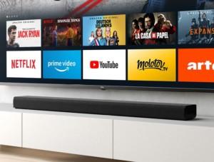 TCL TS8011 : notre avis sur la barre de son Fire TV Edition