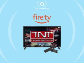Fire TV : la télévision OTA TNT compatible Alexa !