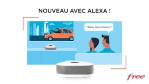 Freebox Delta : comment utiliser Alexa pour la vidéo