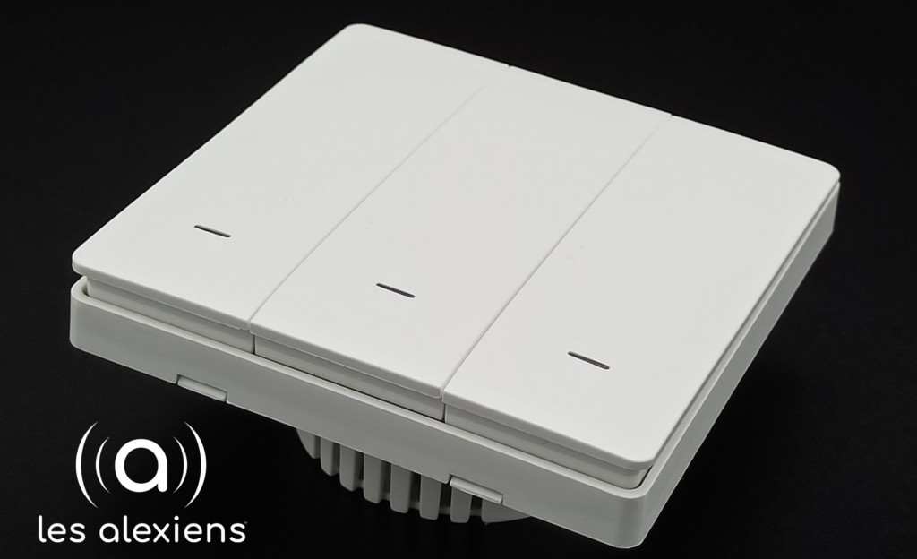 Zemismart A713A : interrupteur ZigBee sans neutre