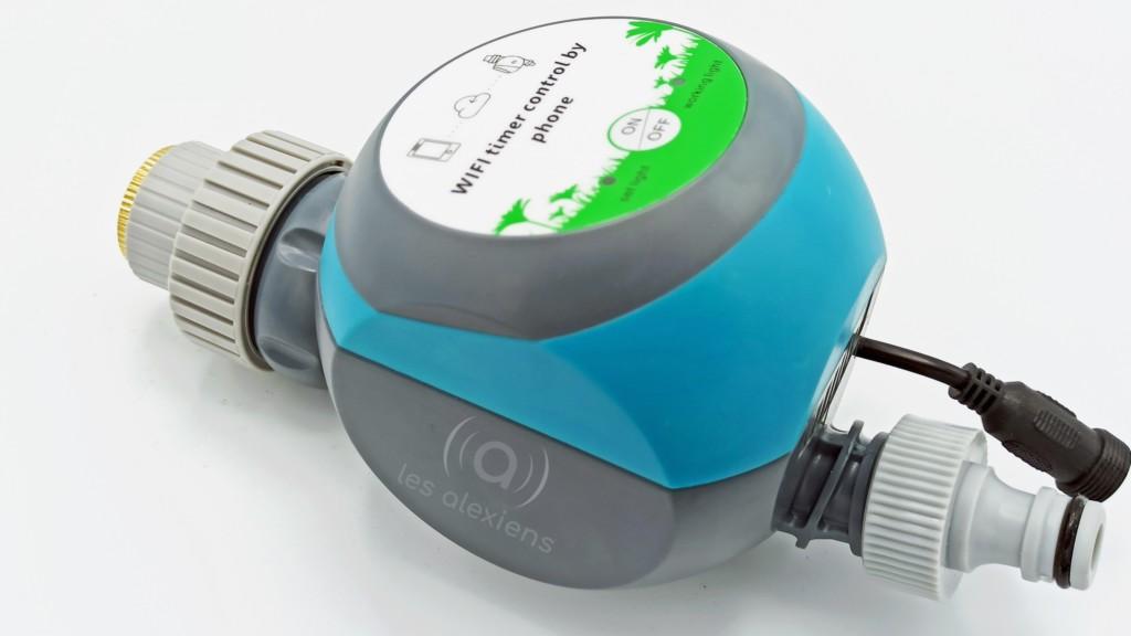 Avis Benexmart / Zemismart : système d'irrigation et arrosage connecté compatible Alexa et Google