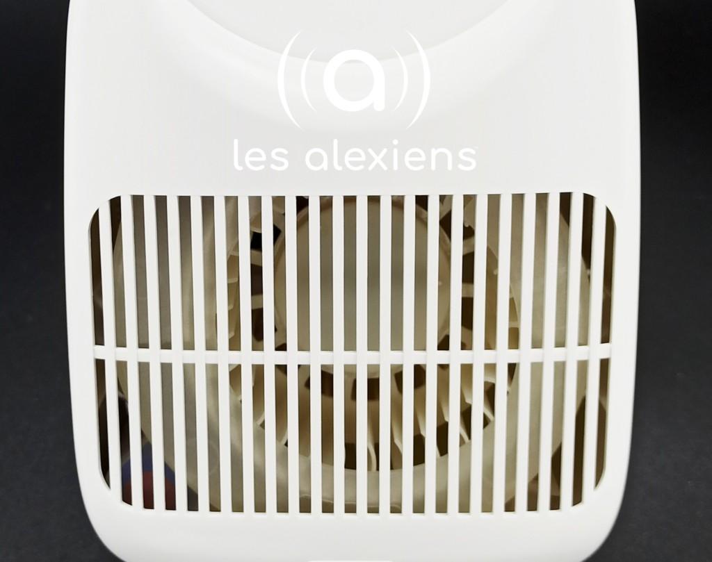 Ventilateur connecté compatible avec l'assistant Google Home