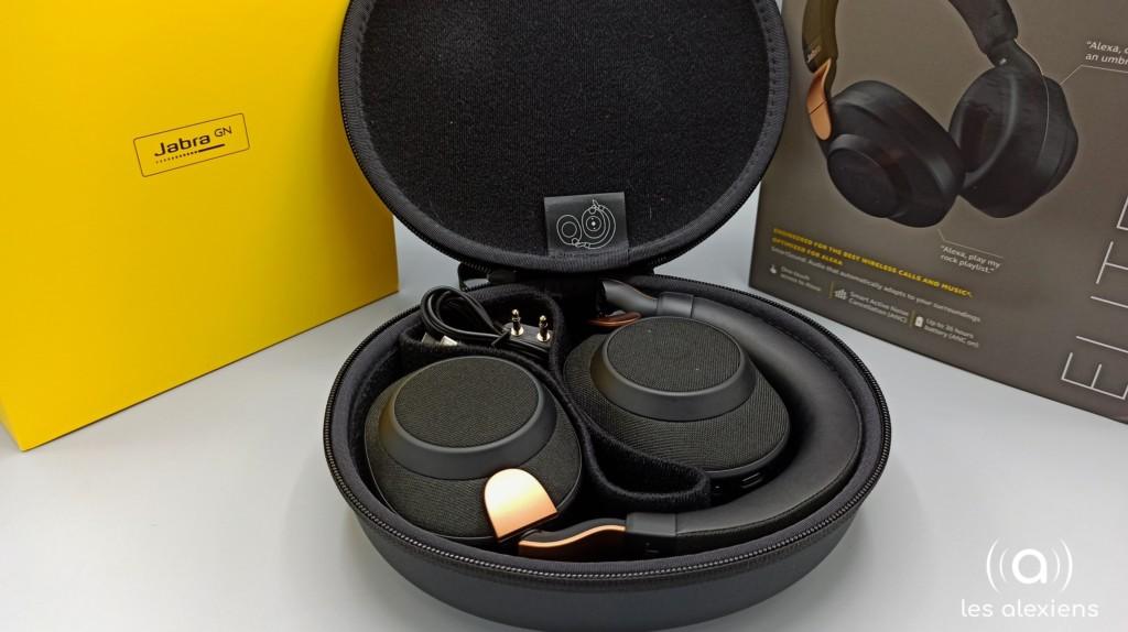 Test du Jabra Elite 85h : un casque audio haut de gamme