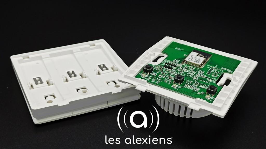 Test et avis interrupteurs connectés Zemismart