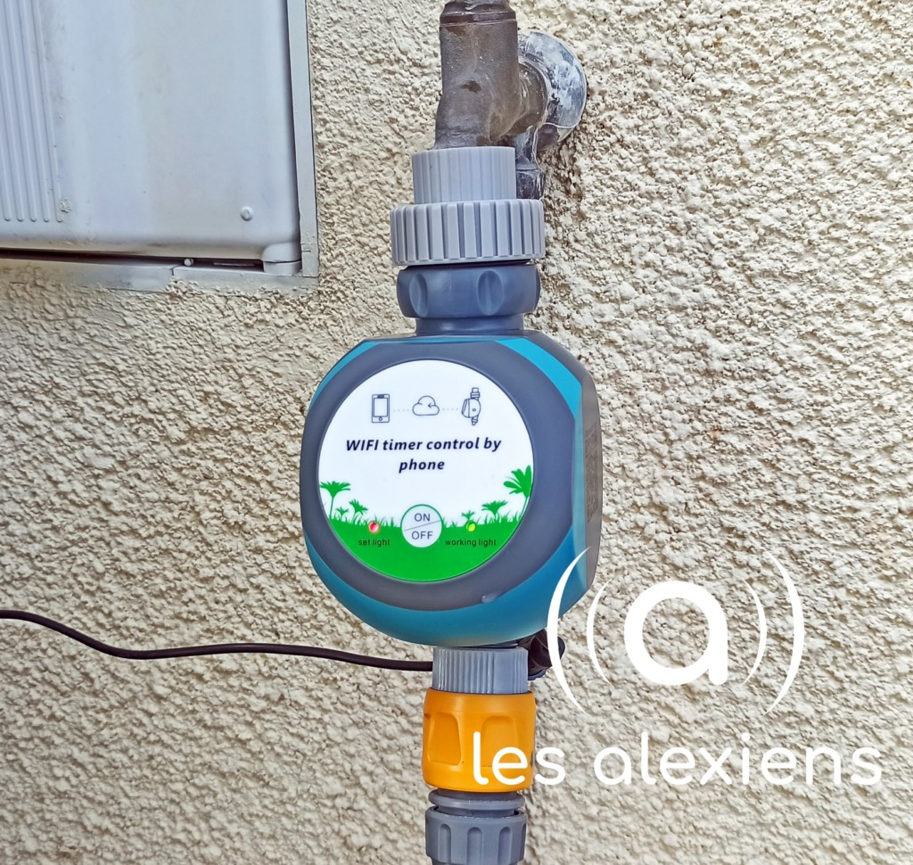 Benexmart : irrigation et arrosage connecté