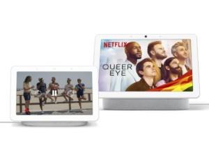 Netflix est disponible sur Google Nest Hub et Nest Hub Max