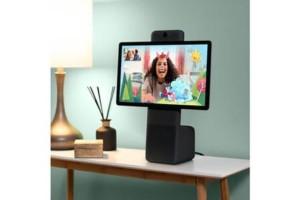 Portal+ from Facebook : écran 15 pouces avec Alexa Echo