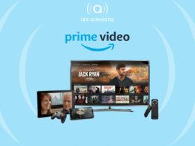 L'application Prime Video est disponible sur Microsoft Store