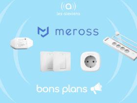 Promotions sur les objets connectés Meross !