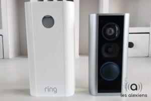 Test et avis Ring Door View Cam : un judas vidéo connecté compatible Alexa Echo