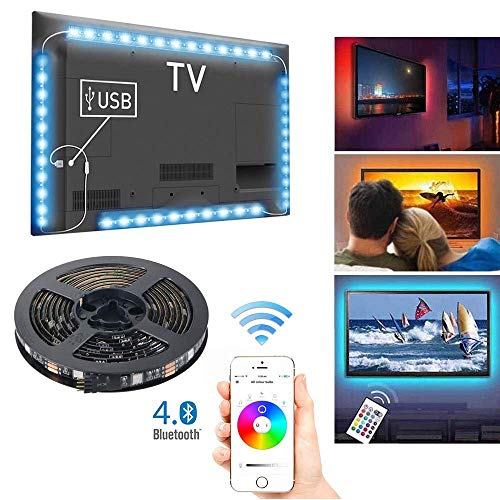 ZXX Ruban LED Magic Home compatible Alexa / Google