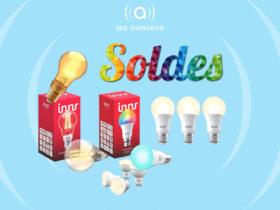 Soldes : ampoules ZigBee Innr à -29% sur Amazon