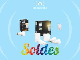 Soldes Philips Hue chez Amazon