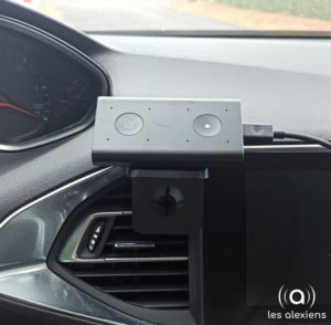 Echo Auto en promo sur Amazon