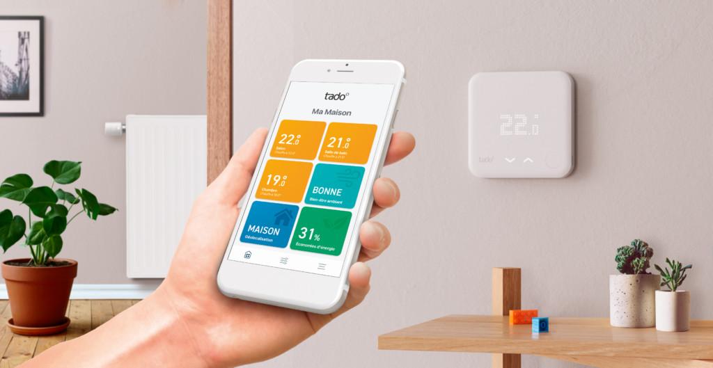 Coup de pouce thermostat