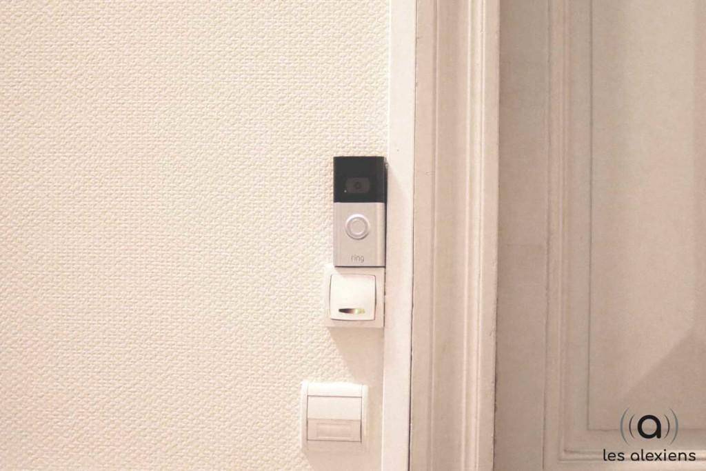 Installation de la Ring Video Doorbell 3