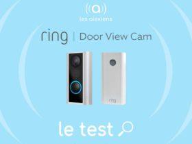 Notre avis sur Ring Door View Cam : le judas connecté compatible Alexa