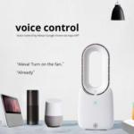 Notre avis sur le ventilateur connecté de Zemismart : sans pale, Alexa et Google au programme !