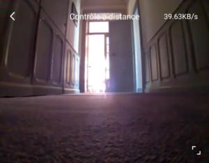 Vidéo à distance sur le Roborock S6 MaxV
