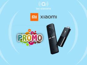 Promo de lancement du Xiaomi Mi TV Stick avec Google Assistant