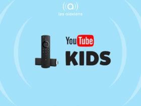 YouTube Kids est disponible sur Fire TV