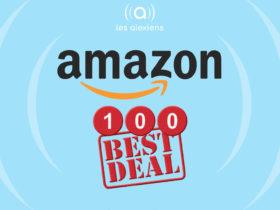 Les 100 meilleurs deals domotique du week-end sur Amazon.fr