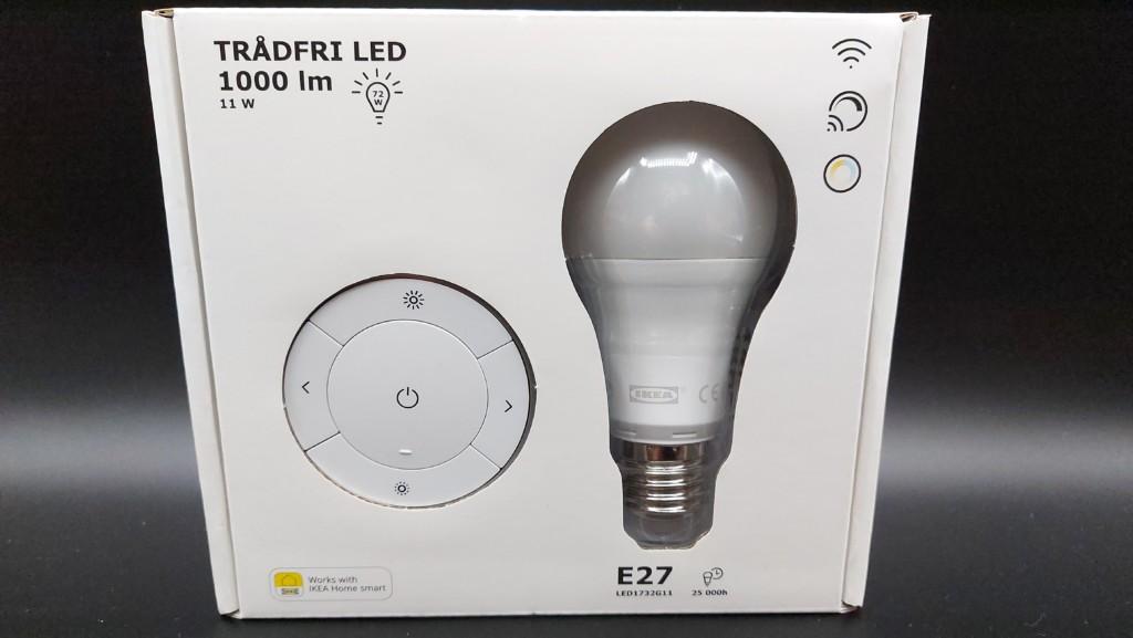 IKEA TRADFRI : avis et test de l'ampoule connectée