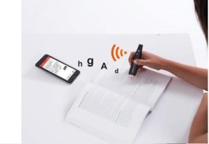 SCANMARKER Air Stylo scnner connecté sans fil avec surligneur numérique incorporé