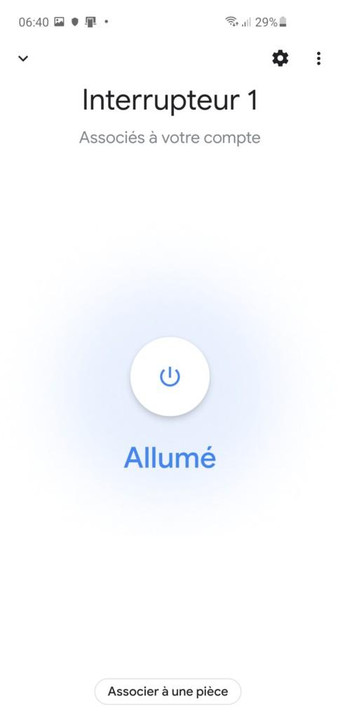 Konyks sur Google Home