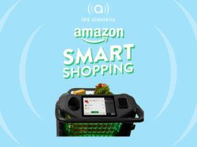 Amazon réinvente la façon de faire les courses avec Alexa