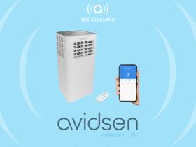 Avidsen Home : climatisation mobile compatible Alexa Echo et Google Home