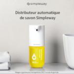 Simpleway - distributeur automatique de savon