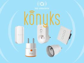 Bon plan Konyks : prises et interrupteurs en promotion sur Amazon