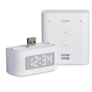 Echo Flex : une horloge connectée pour Alexa