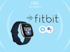 Les montres connectées Fitbit Versa 3 et Sense intègreront à la fois Google Assistant et Amazon Alexa