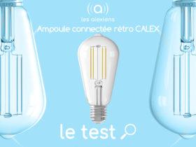 Notre avis sur l'ampoule rétro Calex disponible chez Leroy Merlin
