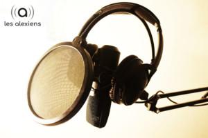Podcasts sur Alexa, Amazon Music et Audible
