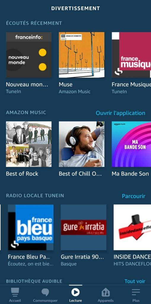 L'application Alexa devrait bientôt proposer des podcasts Amazon Music gratuitement