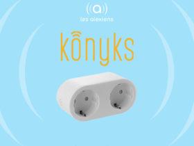 Notre avis sur la nouvelle prise double connectée Konyks Priska EU