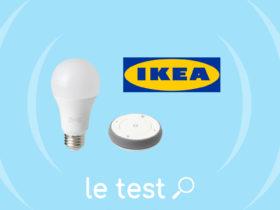 IKEA TRÅDFRI : avis et test des ampoules connectées ZigBee pas chères du Suédois