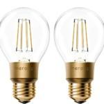 Meross MSL100 : ampoule connectée vintage type Edison à filaments