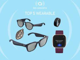Wearable : top 5 des objets connectés à porter