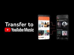 Transférer sa musique Google Play sur YouTube Music