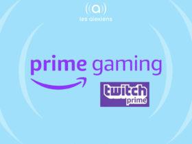 Amazon annonce le changement de nom de Twitch Prime !