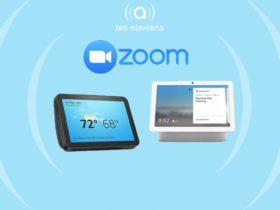 Zoom bientôt disponible sur les écrans connectés de Google, Amazon et Facebook !
